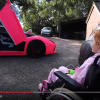 Richard Hammond grants Emilia's wish for a Pink Lamborghini!