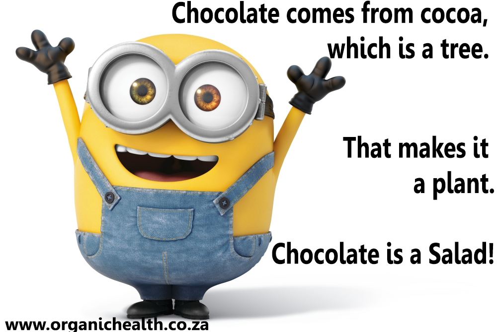 minion-images-Chocolat Quote_Health_Tips