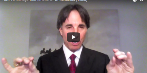 Emotions-Dr. Demartini